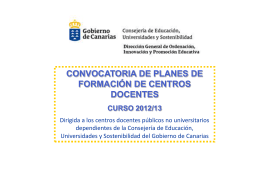 Power- Point - Gobierno de Canarias