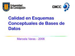 En formato PPT - Asignaturas DIICC, UdeC
