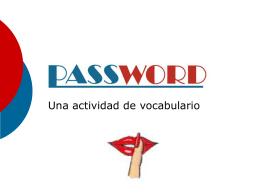 PasswordIB1 Moda