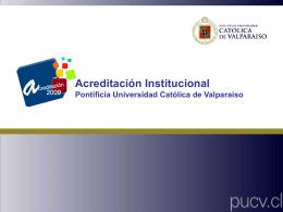 Acreditación 2009
