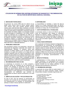 Ficha Tecnológica tr..