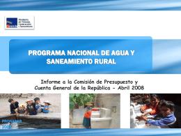 TCP/IP: ¿Para qué? - Congreso de la República del Perú