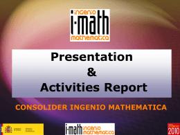 Presentación de PowerPoint - i-Math