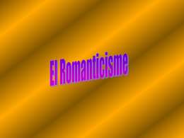 El romanticisme2
