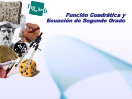 CLASE 9. funcion_cuadratica