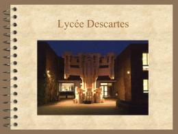 Lycée Descartes