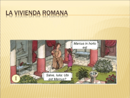 Domus romana - WordPress.com