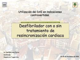 DAI y Resincronización