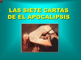 05 Las Siete Iglesias del Apocalipsis