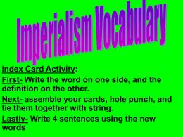 Slide 1 - nsantossocialstudies