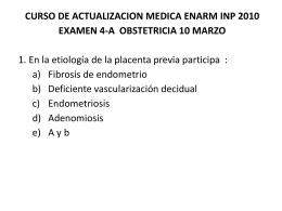 EXAMEN 4-A OBSTETRICIA 100310