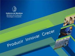 Programa de Modernización Tecnológica para PYMES