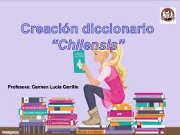 trabajo diccionario 7ª A Y B (816640)
