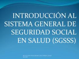 introducción sgsss