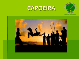 Capoeira. - ICLM.Chile