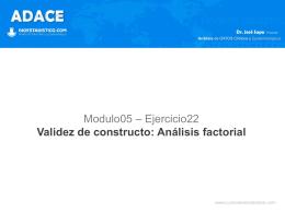 Diapositiva 1 - Bioestadistico.com
