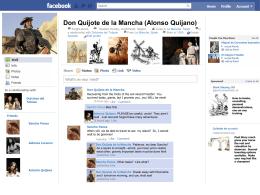 Facebook.DonQuijote