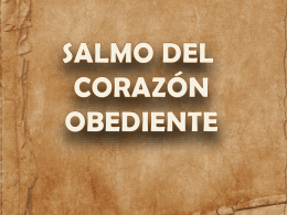 02 SALMO DEL CORAZÓN OBEDIENTE.
