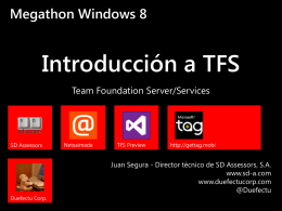 Team Foundation Services