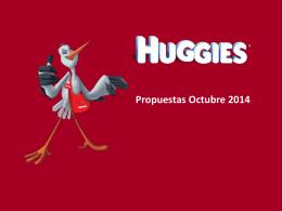 HUGGIES presentación Casting Calendario 2015 y LS