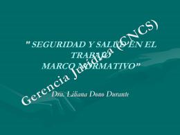 presentación - Cámara Nacional de Comercio y Servicios