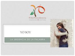 YO SOY El Camino, Y La Verdad, Y La Vida (Juan 14:6).