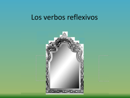 Reflexives and Reciprocals