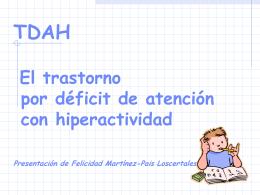 Perfil de un niño con TDAH I - Centro de Atención Infantil Esperanza