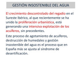 PPT EROSION Y DESERTIFICACION PARTE 2 ( pptx )