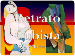 Retrato Cubista