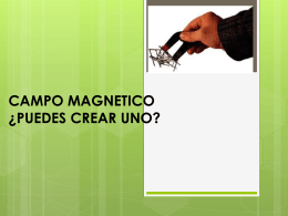 ¿Qué materiales se pueden magnetizar y que aplicaciones tiene