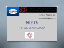 NIF D1