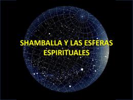 shamballa y las esferas espirituales