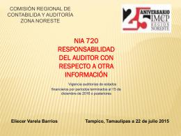 junta regional tampico