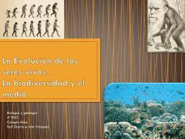 Biología - Colegio Alba