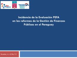Gestión de las Finanzas Públicas