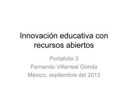 sitio web - Fernando Villarreal Gonda