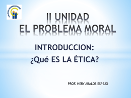 P. MORAL INTRODC