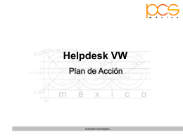 plan de acción helpdesk 2