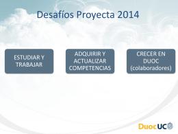 Desafíos - Duoc UC