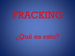 Descargar - Argentina sin fracking