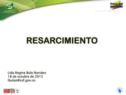 Lida Regina Bula Narváez - Superintendencia del Subsidio Familiar