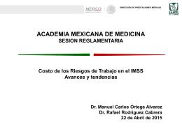 Dr Rafael Rodriguez Cabrera - Academia Nacional de Medicina