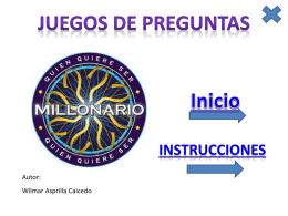 Juego Recursos Tic3