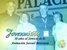 jovenmision - Obras Misionales Pontificias en Venezuela