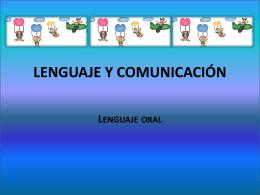 Lenguaje y Comunicación 3