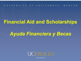 Qué es Ayuda Financiera?
