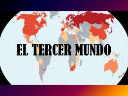 El Tercer Mundo (Zaira León)