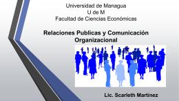 RRPP y Comunicacion Organizacional