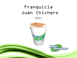 Slide 1 - Juan Chichero